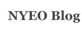 NYEO Blog