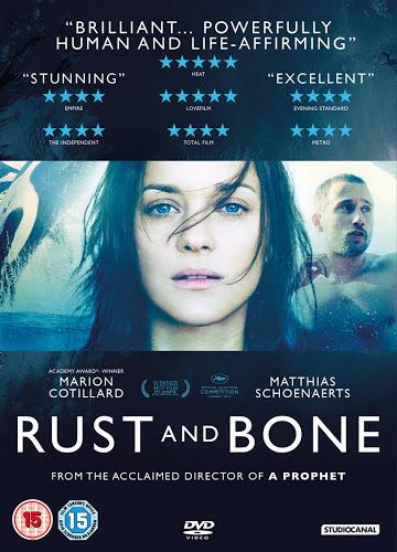 De Óxido y Hueso (Rust and Bone) (2012) DVDRip Español Latino