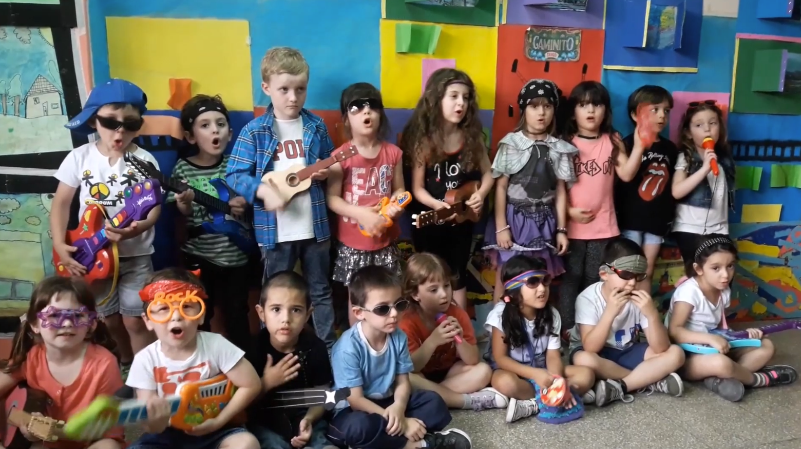 4 y 5 TM - VIDEO MUESTRA TALLERES - 2016