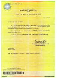 Ofws Guide To Philippine Documentation June 2013