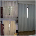 Cortinas blackot e voil
