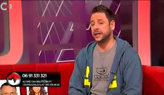Olivér a BeleValó Világ műsorvezetője