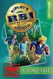 "image: Ripley""s RBI: A Scaly Tale - mystery book review"