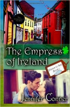 The Empress of Ireland  cover