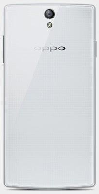 Gambar OPPO Find 5 Mini R827 belakang