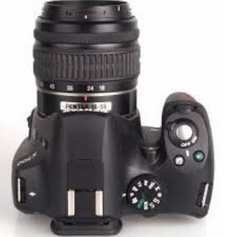camara reflex pentax k500