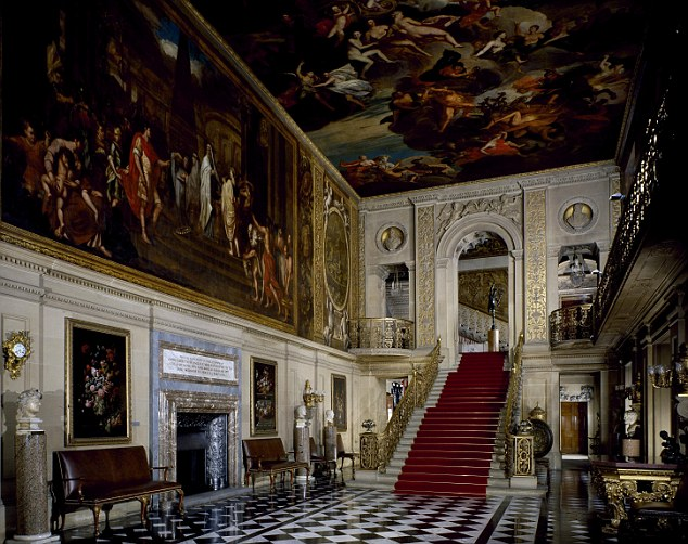 Eye For Design Tour Of Chatsworth House An English Jewel