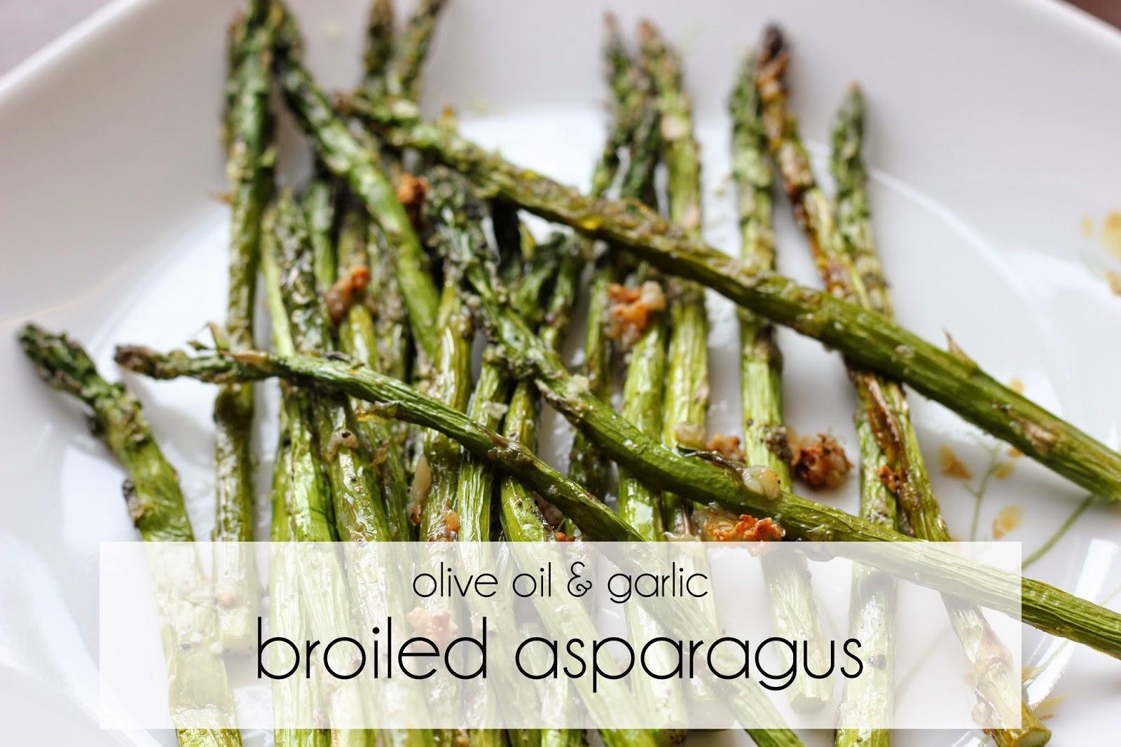 broiled-asparagus