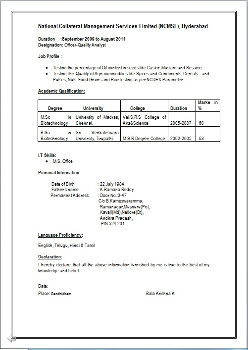 examples of resumes bsc chemistry fresher resume sample kishore carpinteria rural friedrich resume format for nurses - Resume Sample For Bsc Nursing