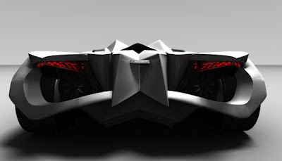 Lamborghini Ferruccio for Bat Man 9