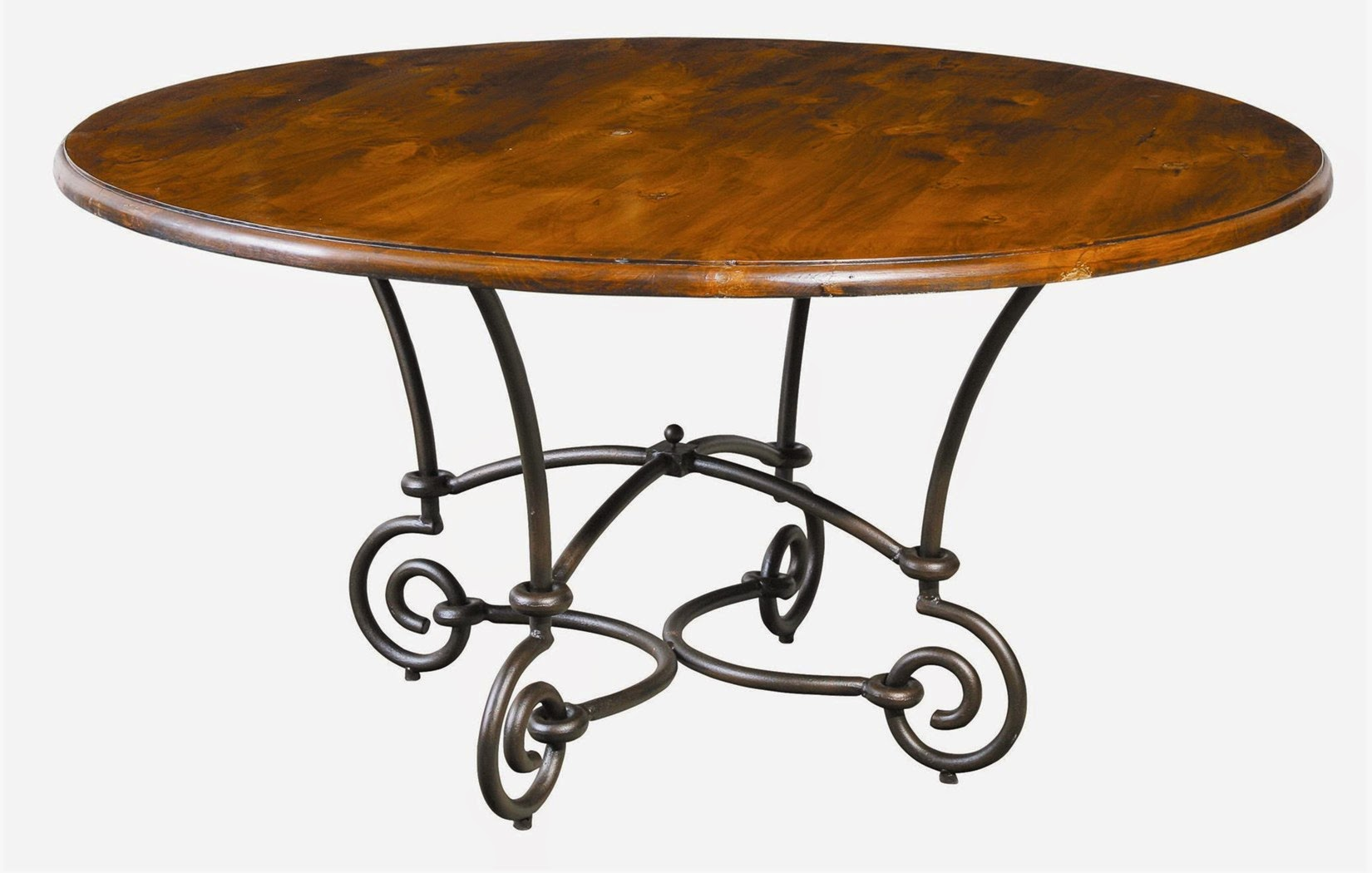 60 Round Dining Table Large
