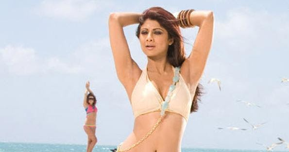 Bikini Photos Of Shilpa Shetty