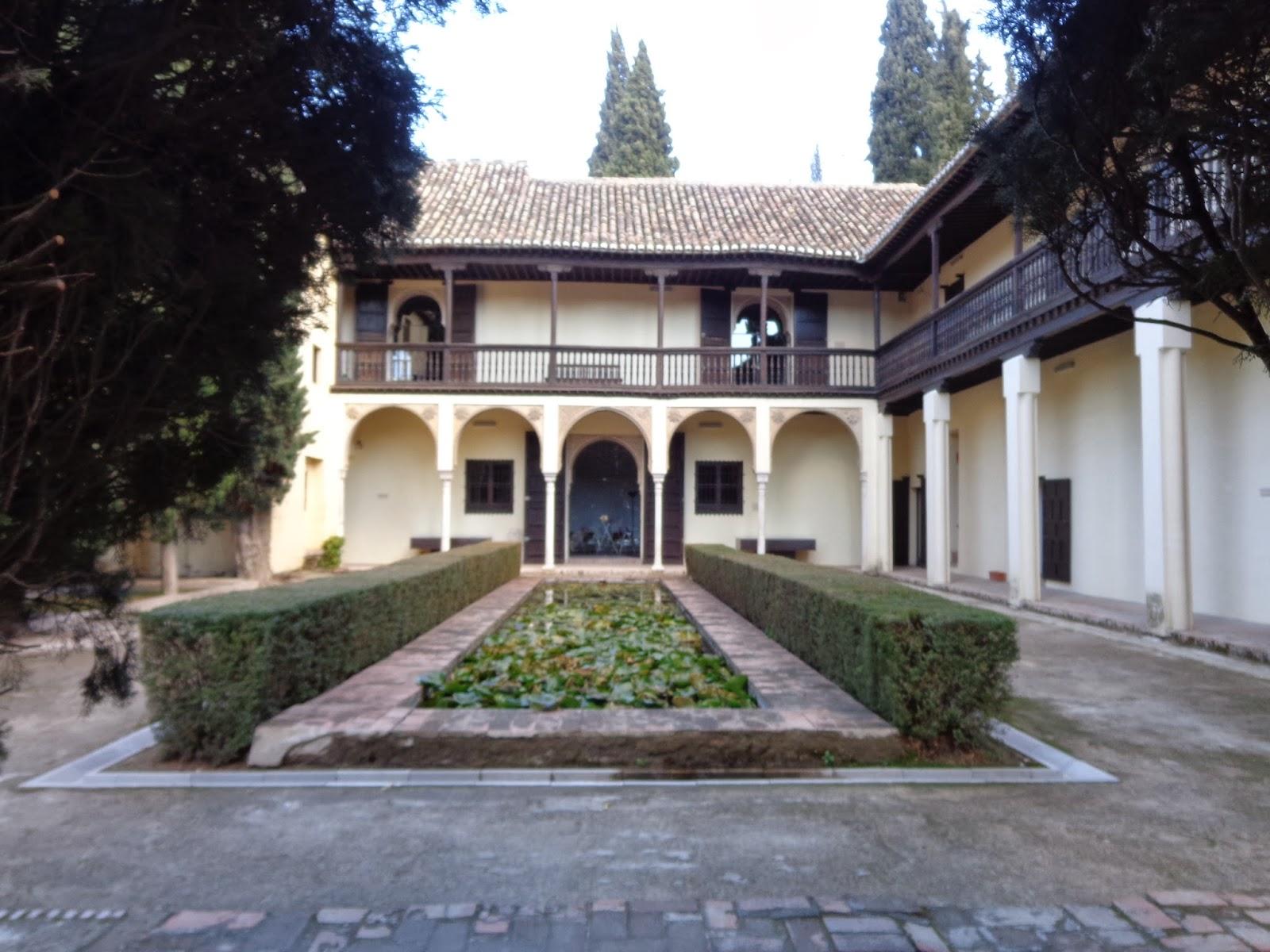 Las casas del chapiz for Casa de granada