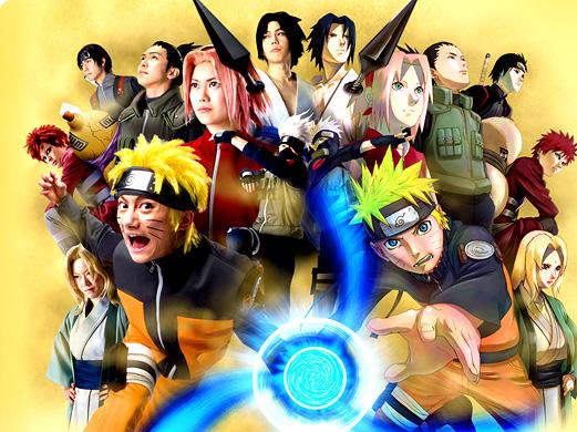 Melhores Cosplays de Naruto!!