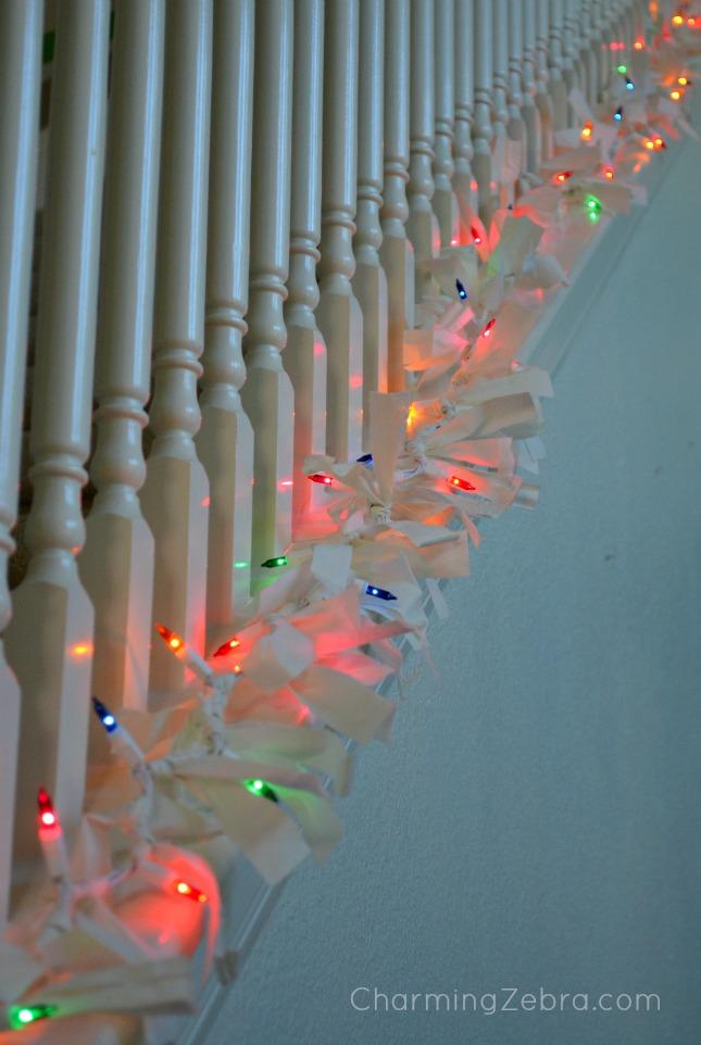As the card rack turns 12 easy diy christmas decorating ideas