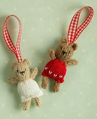 http://www.ravelry.com/patterns/library/bear-christmas-tree-decorations