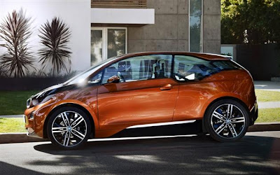 BMW i3 Concept Coupe - coches y motos 10