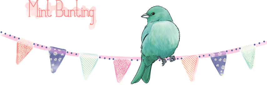 Mint Bunting