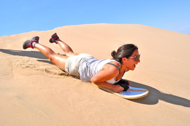 Sandboarding Huge Dunes in Colorado (ETP 2 of 3) - YouTube