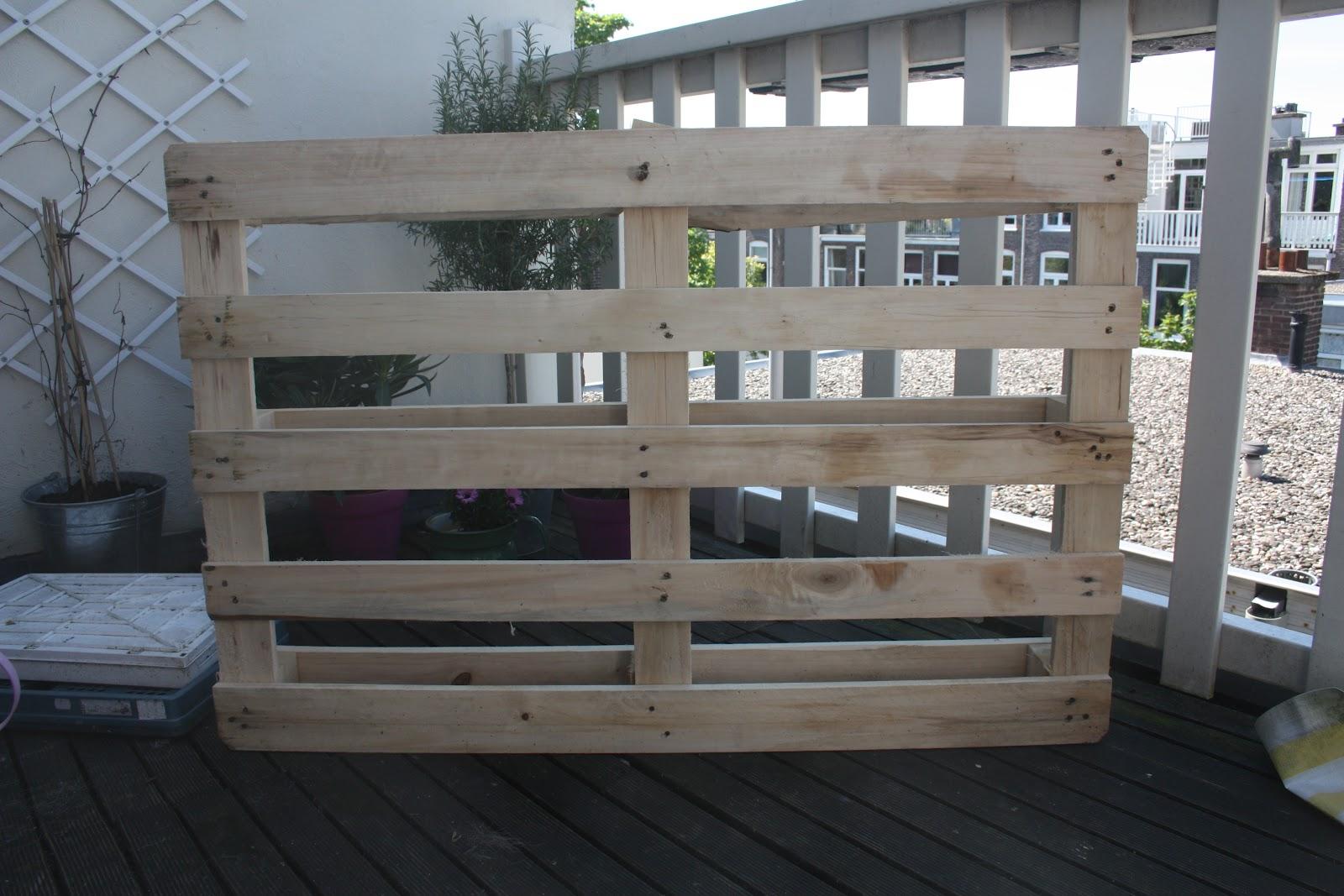 Hippe-Huisvlijt: Tuin en balkon