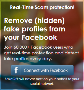 Remove fake profiles from your Facebook