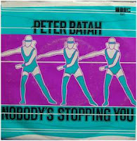 Peter Batah - Nobody's Stopping You (1981)