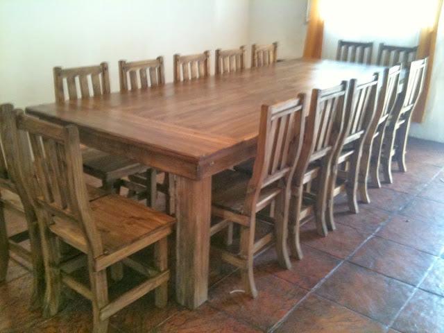 Fabrica de mesas y sillas en zona norte mesa de quincho for Sillas para quincho