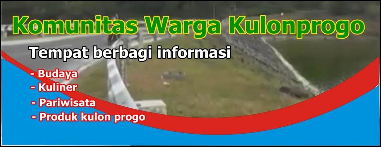 Komunitas Warga Kulon Progo