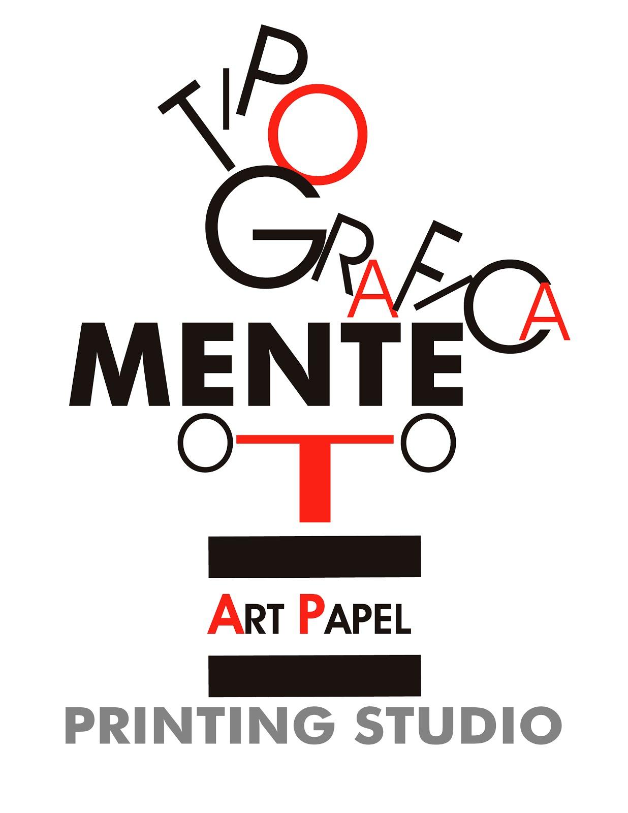 TipoGráficaMente Artpapel Printing Studio