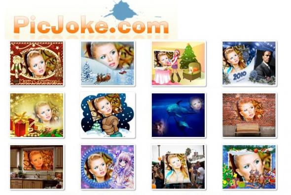 3d album picjoke net funnywow com funny photo effects funny