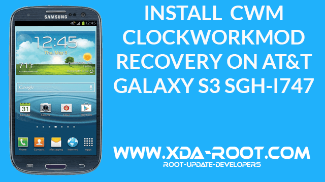 INSTALL-CWM-RECOVERY-AT&T-GALAXY S3