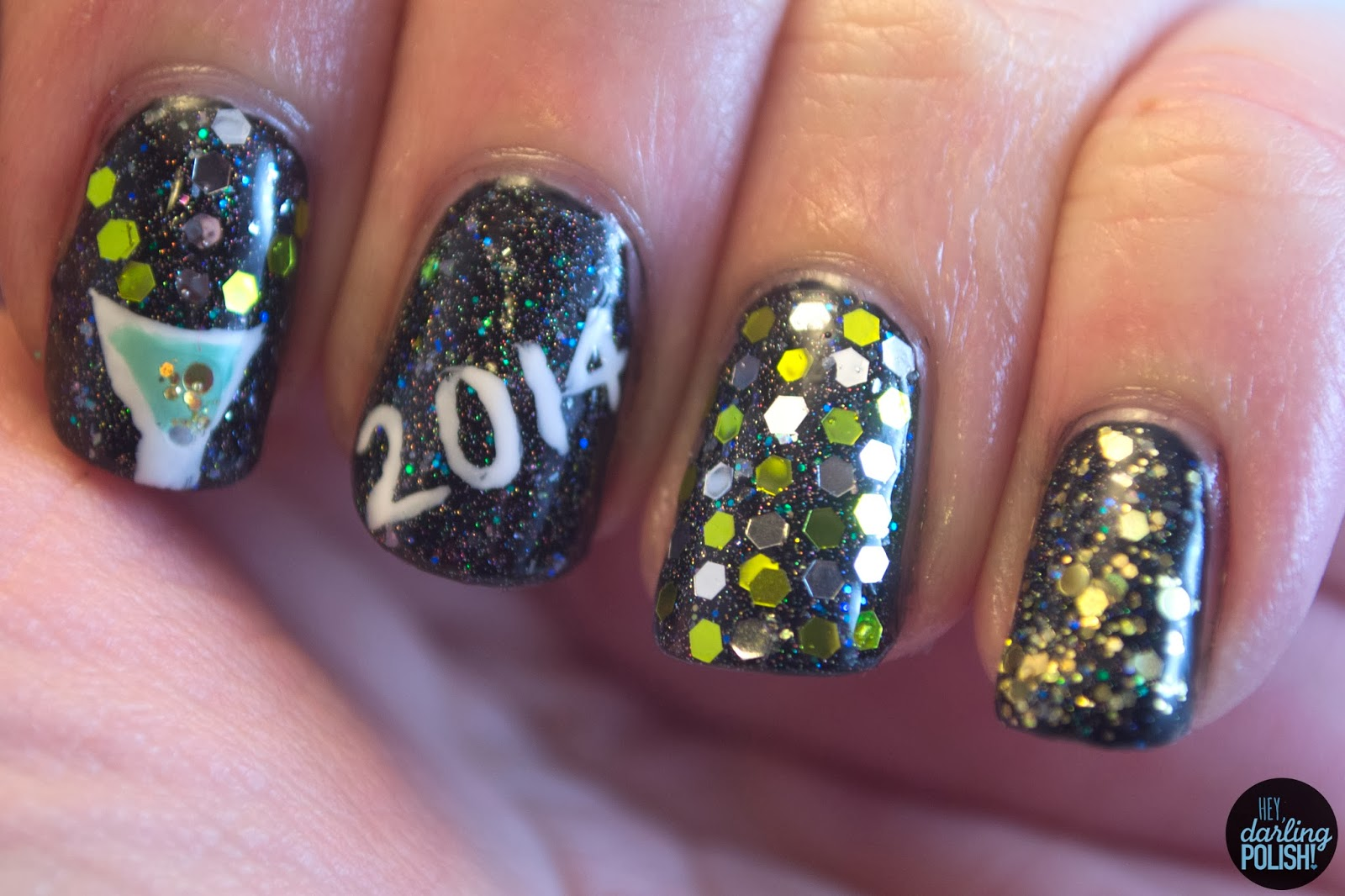 Hey, Darling Polish!: Happy New Year\'s Eve!