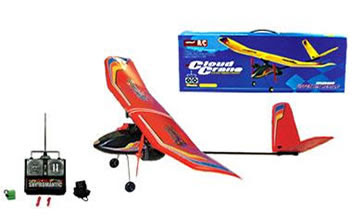 Crane electric RC plane image