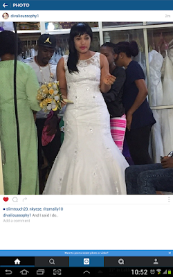 Tchidi Chikere's Ex-Wife, Sophia Remarrying Today?