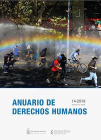 Anuario DDHH 2018 Centro DDHH Universidad de Chile