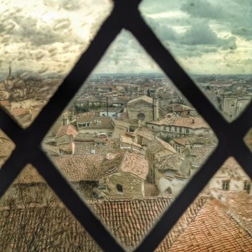 Avignon skyline