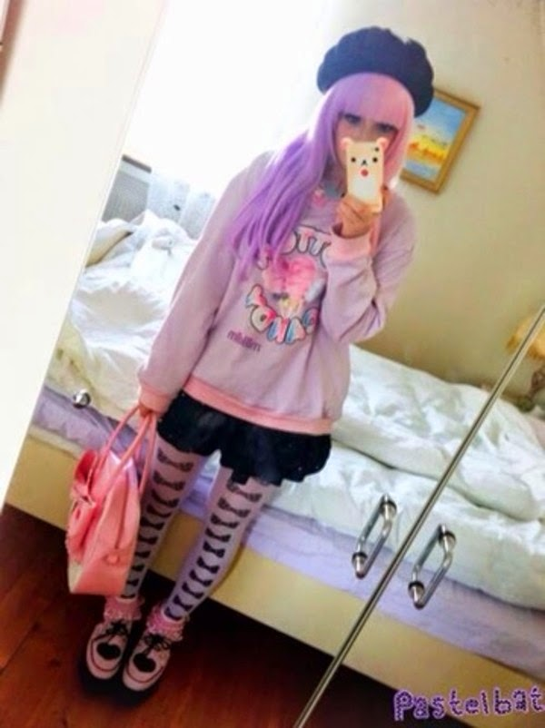 anime, Crazy and Kawaii Desu, cute, doll, hair, Hello Kitty, kawaii, Kawaii Desu, Kawaii outfits, living doll, Maquiagem Kawaii, Moda Kawaii,