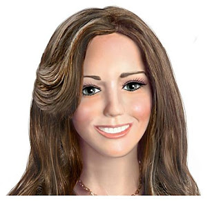 Kate Middleton engagement doll