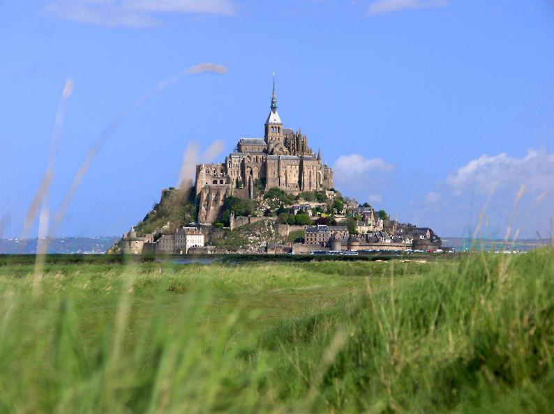 Franta regiunile Normandia si Bretania