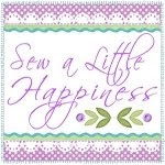 Sew a little happiness!