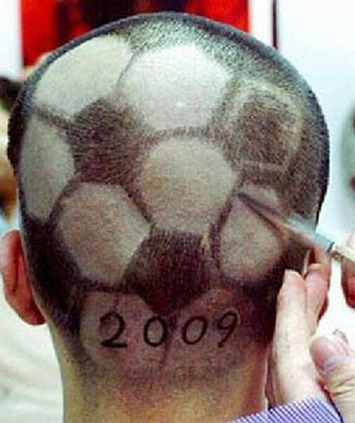 Funny Hair Cut, Styles