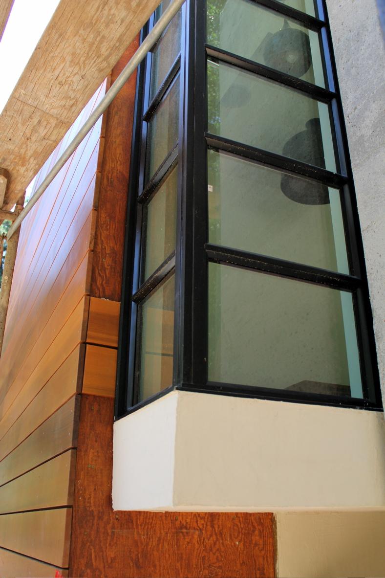 Tar paper crane a remodeling blog residential aluminum for Metal windows