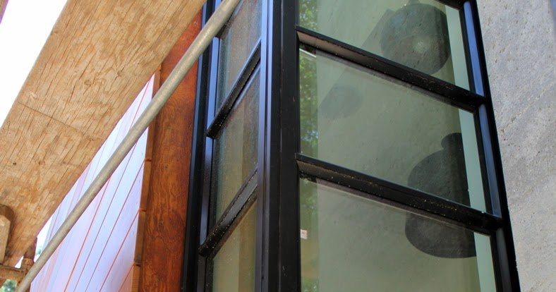 Residential Aluminum Windows : Tar paper crane a remodeling residential aluminum