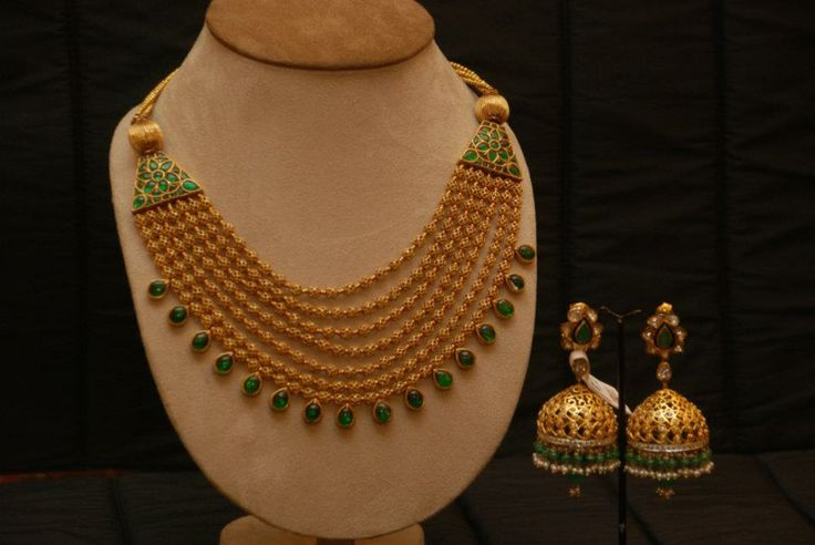 Indian Bridal Jewellery Designs 2015