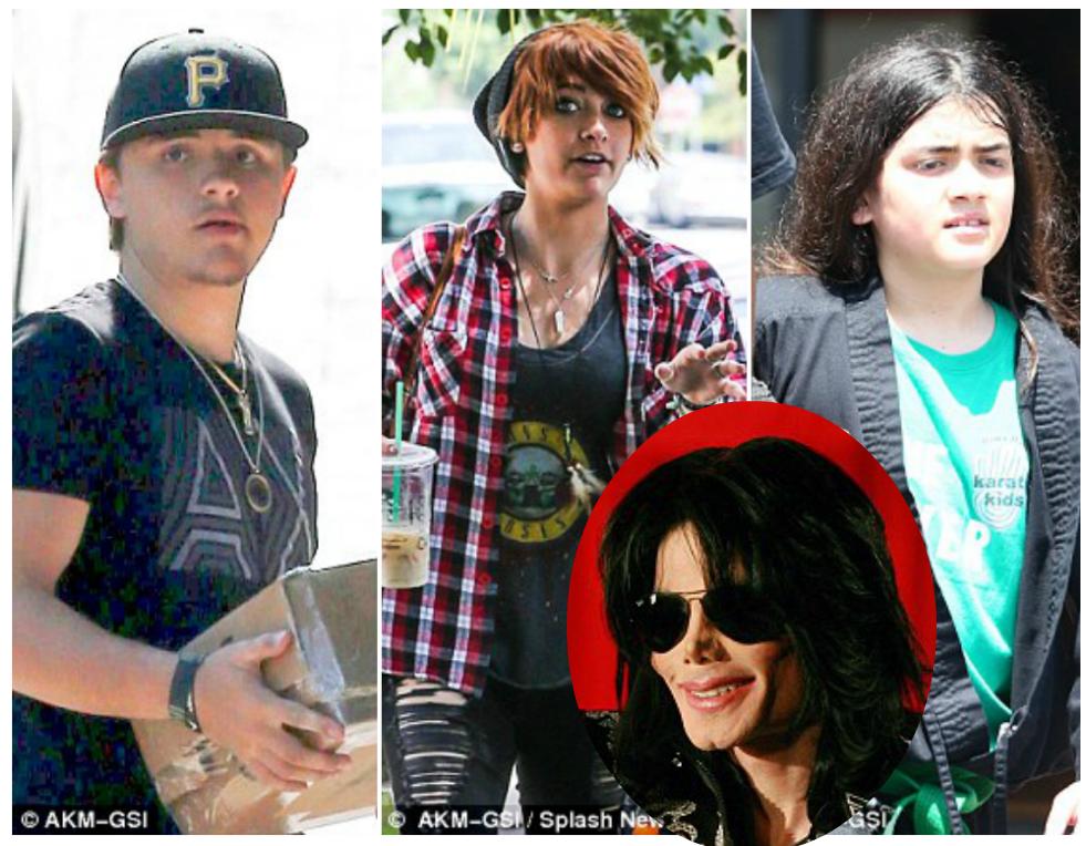 Michael Jackson Children Michael Jackson S Mother Gets