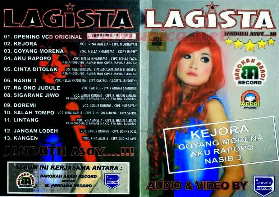Album Lagista Vol 5 2014