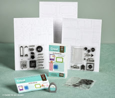 Three CTMH Cricut Collections - Art Philosophy, Artiste and Artbooking (Available only through CTMH