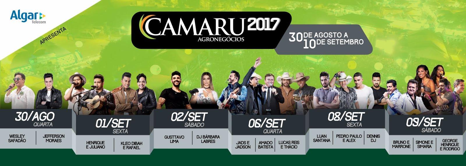 CAMARU 2017