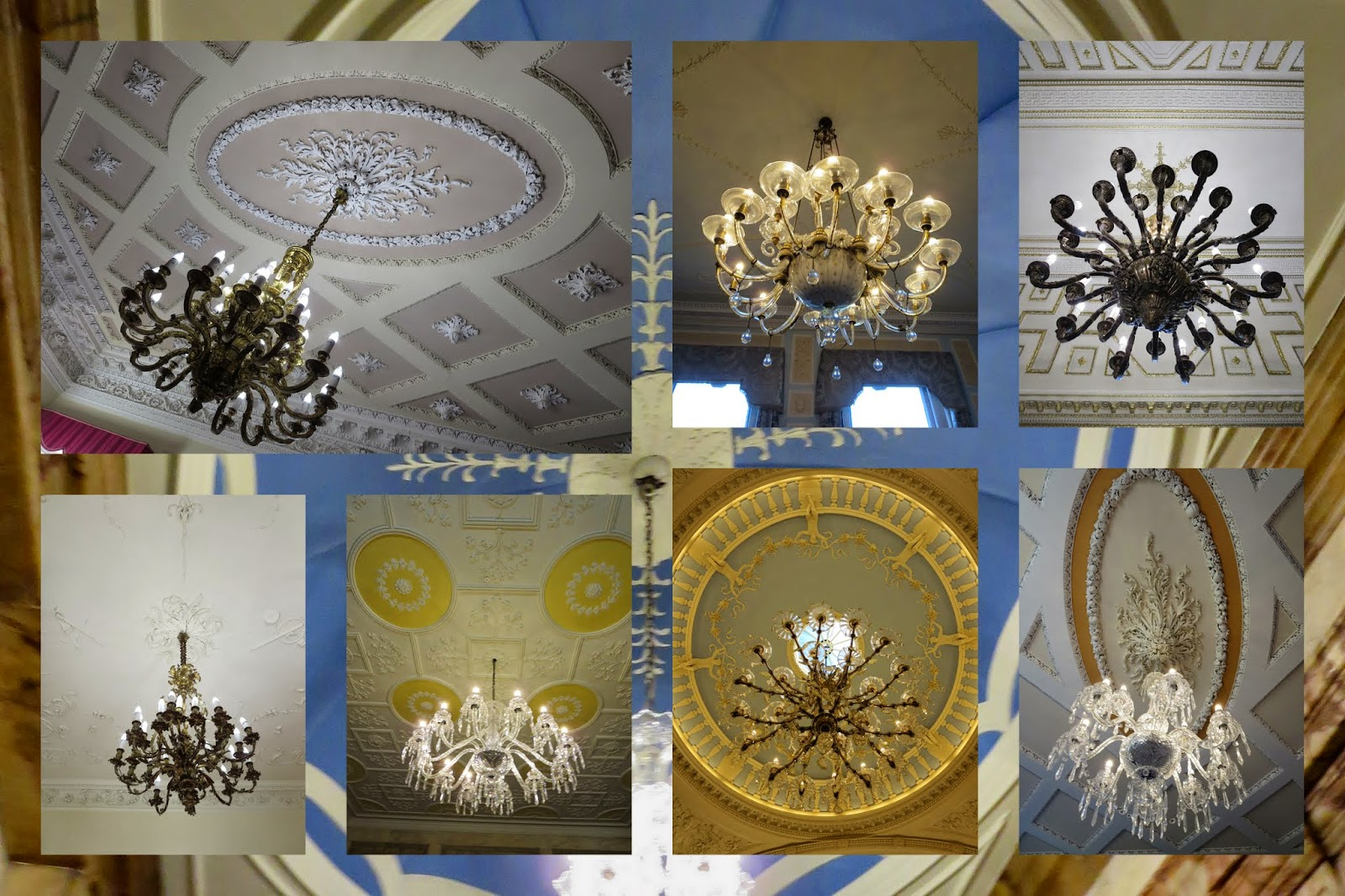 Iveagh House - Chandeliers