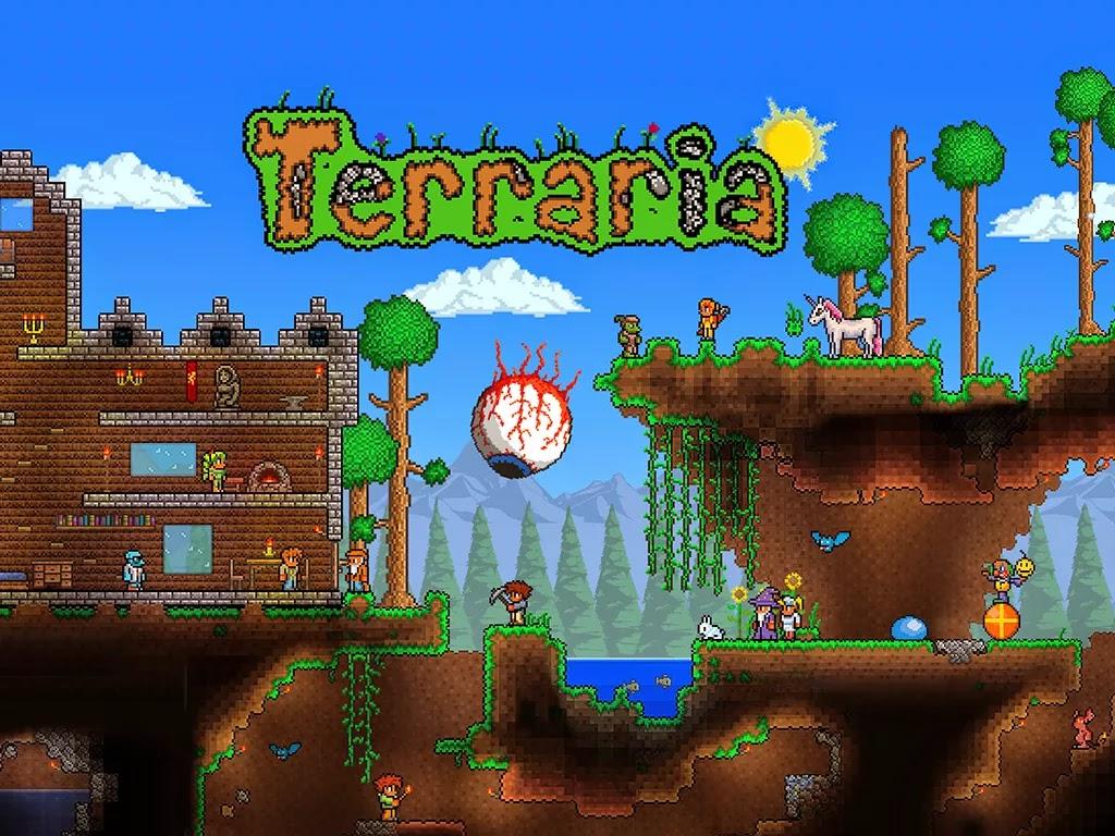 Terraria v1.2.11364 Full